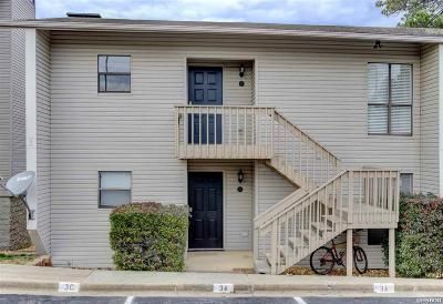 Garland County Condo/Townhouse For Sale: 120 Catalina Cir #3A