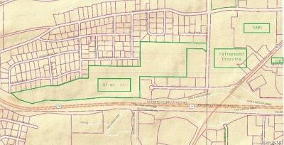 Garland County Residential Lots & Land For Sale: 600 Blk Panama