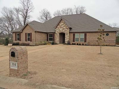 Single Family Home For Sale: 114 Rockcress Terr