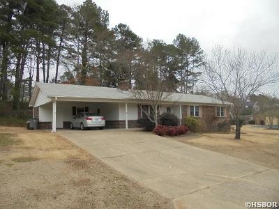 Garland County Single Family Home For Sale: 206 McCarty