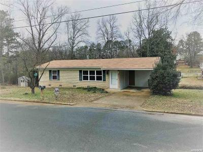 Hot Springs AR Single Family Home For Sale: $82,000