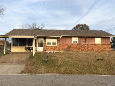 Bismarck, Fountain Lake, Glenwood, Hot Springs Village, Magnet Cove, Malvern Single Family Home For Sale: 634 Lakeshore St