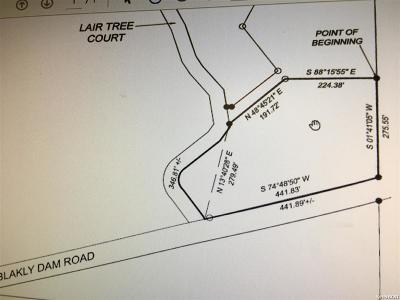 Royal Residential Lots & Land For Sale: Xxx Blakely Dam Rd
