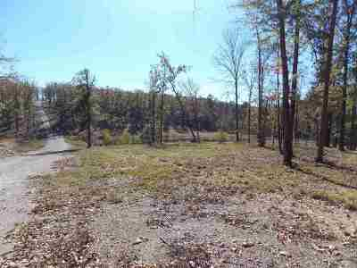 Hot Springs Residential Lots & Land For Sale: 523 Rock Creek Rd