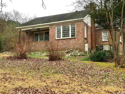 Hot Springs Single Family Home For Sale: 186 Oriole