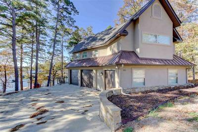 Hot Springs AR Single Family Home For Sale: $468,000