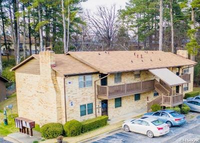 Hot Springs AR Condo/Townhouse For Sale: $64,900