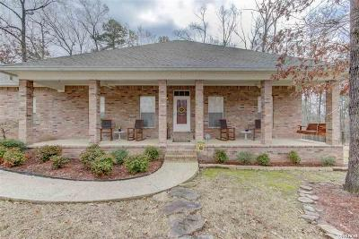 Hot Springs Single Family Home For Sale: 229 Diamondhead Dr