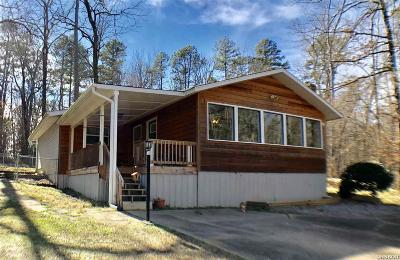 Hot Springs AR Single Family Home For Sale: $128,500