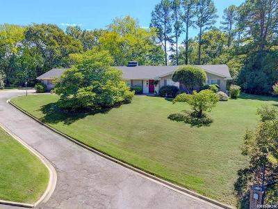 Single Family Home For Sale: 102 Parkridge