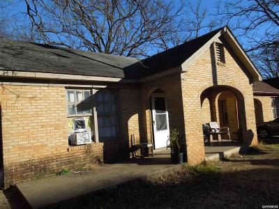 Hot Springs AR Single Family Home For Sale: $29,000