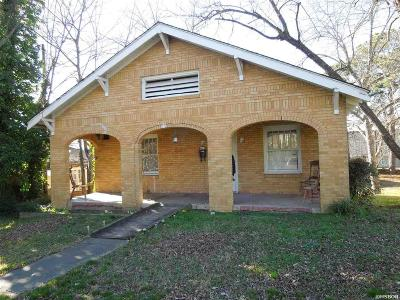 Garland County Multi Family Home Active - Contingent: 612 614 Oakcliff