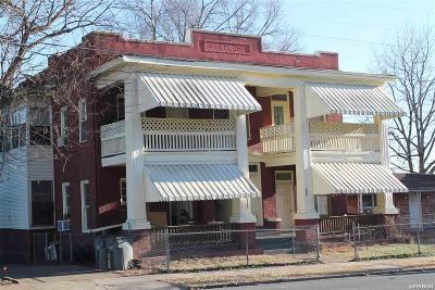 Garland County Multi Family Home For Sale: 515 Quapaw Avenue