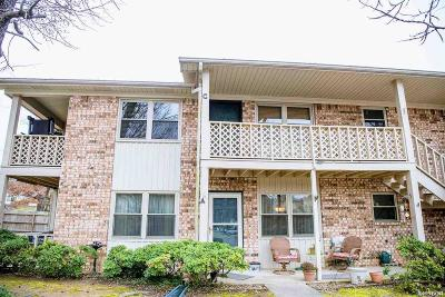Garland County Condo/Townhouse For Sale: 220 Cooper #5C