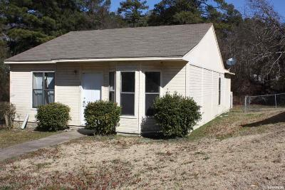 Hot Springs Single Family Home For Sale: 118 Chelle