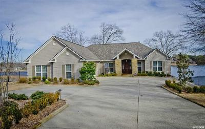 Hot Springs Single Family Home Active - Contingent: 1607 Marion Anderson Rd