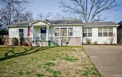 Garland County Single Family Home For Sale: 327 Lakeland Dr