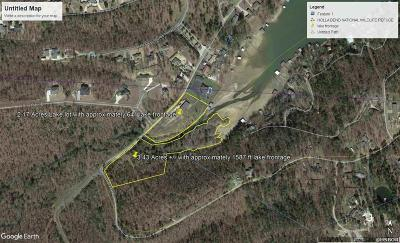 Hot Springs AR Residential Lots & Land Active - Contingent: $249,500