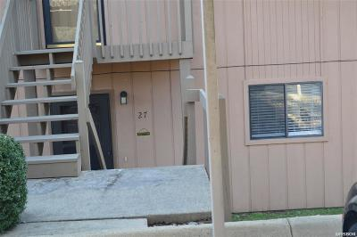 Garland County Condo/Townhouse For Sale: 1100 Woodlawn #Unit 27