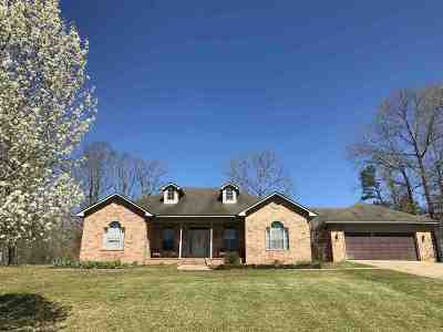 Pearcy Single Family Home For Sale: 159 Parkway Sq