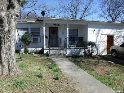 Hot Springs Single Family Home For Sale: 405 Charteroak