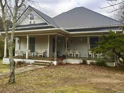 Bismarck, Fountain Lake, Glenwood, Hot Springs Village, Magnet Cove, Malvern Single Family Home Active - Contingent: 430 Gilmer Ave
