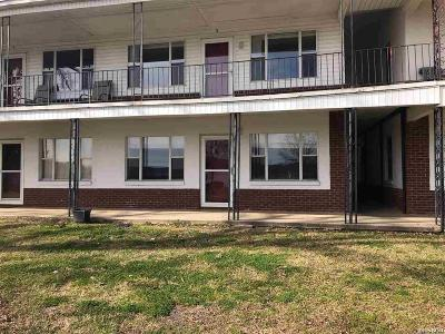 Garland County Condo/Townhouse For Sale: 210 Aberina St #C1