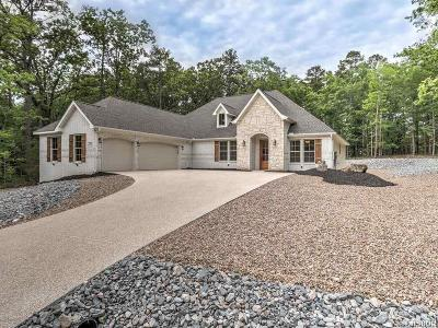 Hot Springs Village Single Family Home For Sale: 137 Pizarro Dr