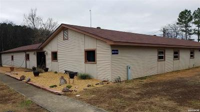 Garland County Commercial For Sale: 800 Ridgeway