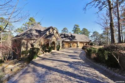 Hot Springs Single Family Home For Sale: 58 Gomara Lane