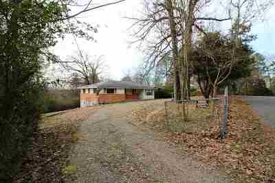 Hot Springs Single Family Home For Sale: 209 Music Mountain Rd
