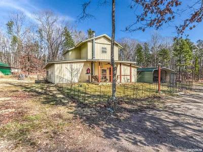 Single Family Home For Sale: 968 Walnut Valley Rd