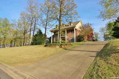 Garland County Single Family Home For Sale: 70 Stonegate Terr