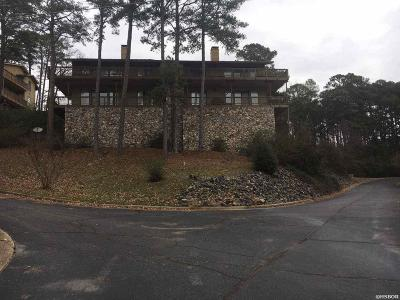 Hot Springs AR Condo/Townhouse For Sale: $124,900