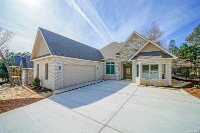 Hot Springs Single Family Home For Sale: 162 Gardens Gate Cir