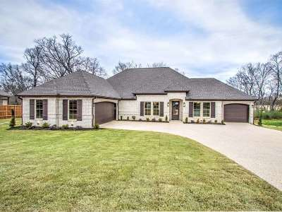 Hot Springs Single Family Home Active - Contingent: 156 Callaway Cir