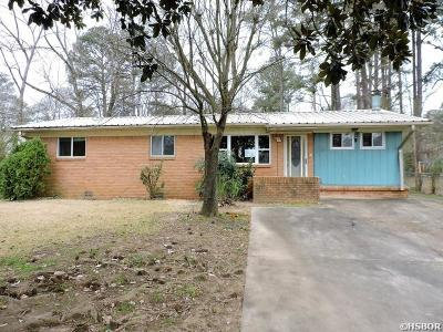 Hot Springs Single Family Home For Sale: 505 Wildwood Cir