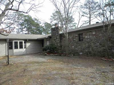 Hot Springs Single Family Home Active - Contingent: 226 Southshore Dr