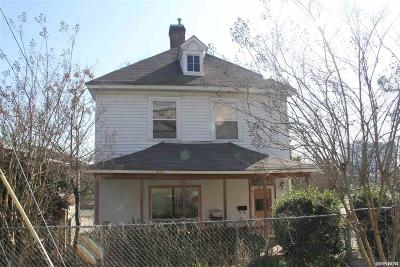 Hot Springs Single Family Home Active - Contingent: 404 Reserve St