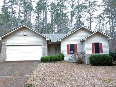 Hot Springs Single Family Home For Sale: 1 Tistaban Ln