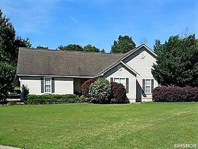Hot Springs AR Single Family Home Active - Contingent: $120,000