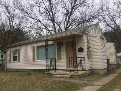 Hot Springs Single Family Home For Sale: 307 Freeman St