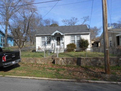Hot Springs Single Family Home For Sale: 204 W Belding
