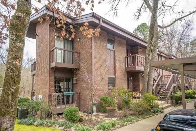 Garland County Condo/Townhouse For Sale: 715 Weston Rd #C3