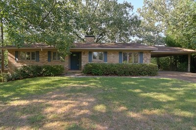 Hot Springs Single Family Home Active - Contingent: 206 Bafanridge