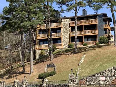 Garland County Condo/Townhouse For Sale: 203 Stearns Pt #B-3
