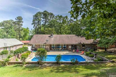 Garland County Single Family Home For Sale: 1840 Marion Anderson Rd