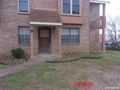 Garland County Condo/Townhouse For Sale: 140 Cooper #B-2