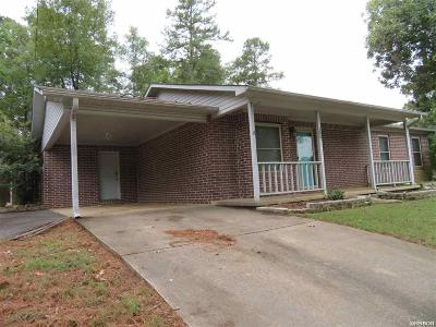 Hot Springs Single Family Home For Sale: 109 Jordan