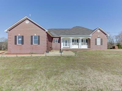Garland County Single Family Home For Sale: 1390 Oakgrove Rd